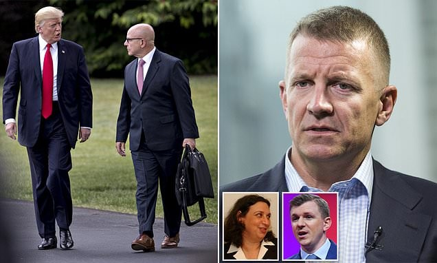 Inside plot to 'discredit Trump 'enemies' including H.R. McMaster'