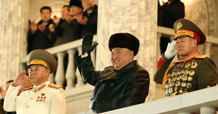North Korea's Kim could be planning missile launch to welcome Biden administration