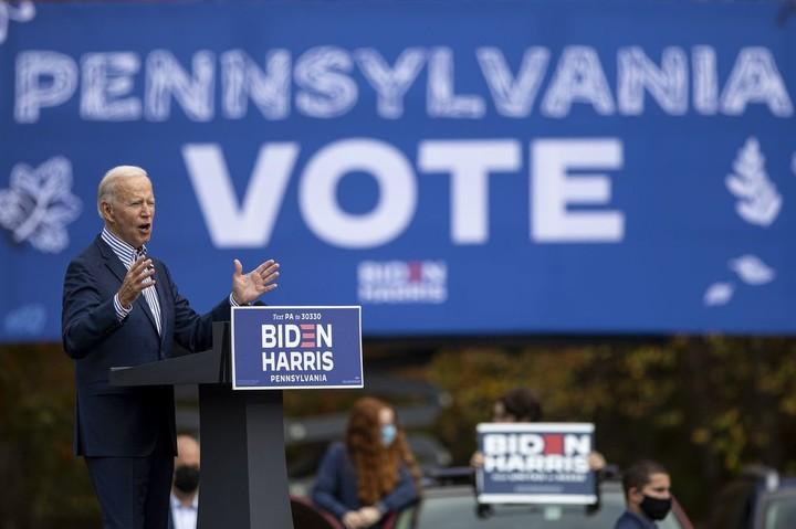 The Philadelphia suburbs were the key to Joe Biden's Pennsylvania victory. Here are the numbers.