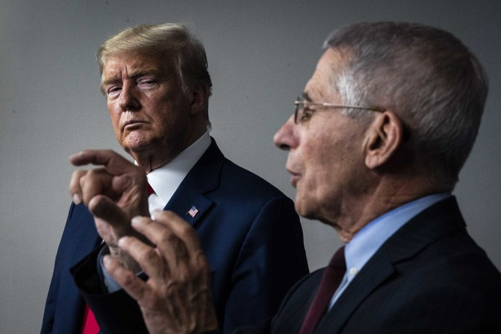 Fauci warns of covid-19 surge, offers blunt assessment of Trump's response