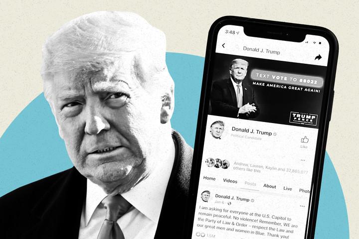 Meet the people deciding Trump's fate on Facebook