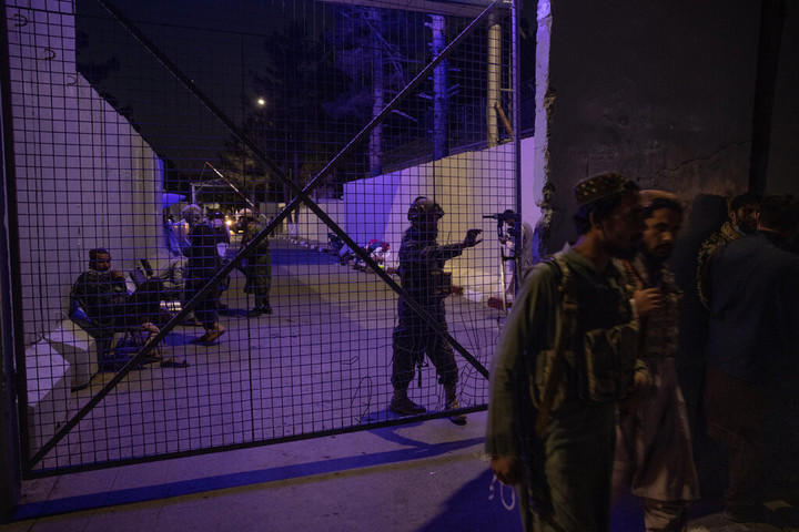 Evacuations From Kabul Wind Down as U.S. Prepares to Pull Last Troops