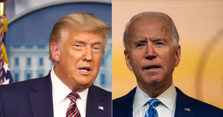 Biden's Favorability Rises to 55%, Trump's Dips to 42%