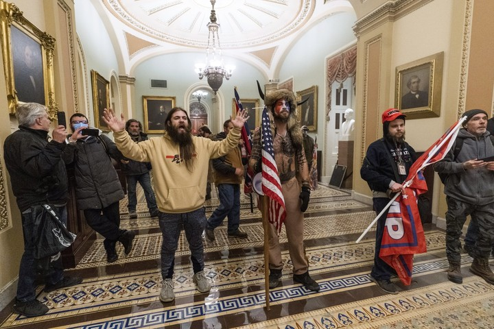 Records show fervent Trump fans fueled US Capitol takeover