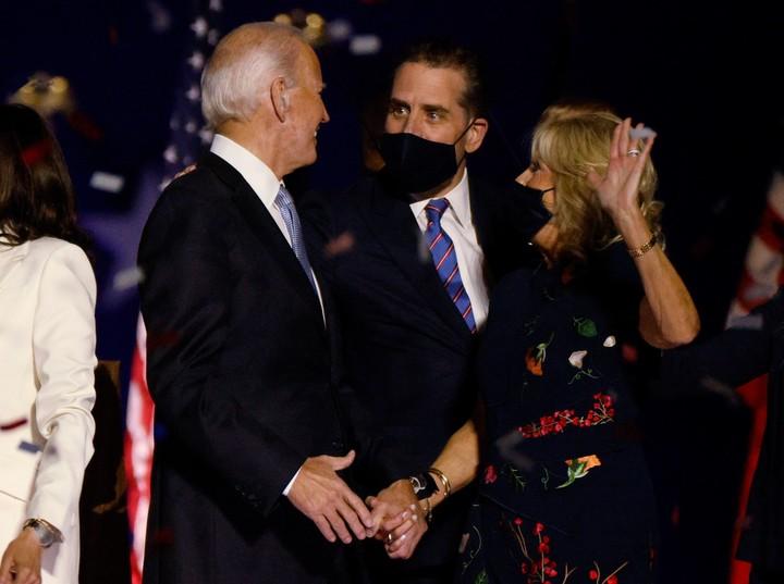 Joe Biden's son Hunter Biden under federal investigation for tax case