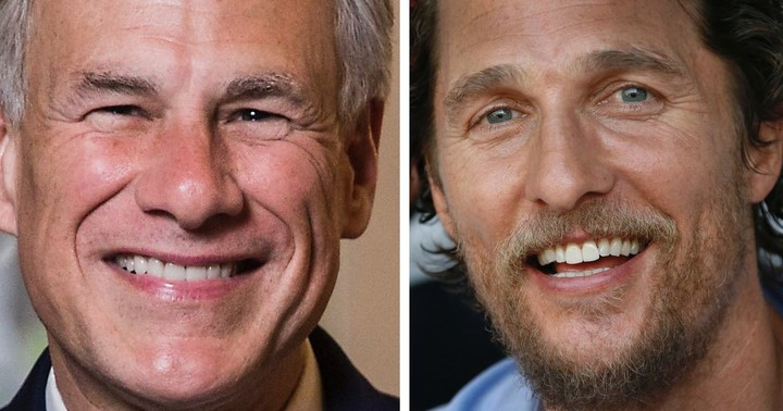 Matthew McConaughey may be a viable candidate for Texas governor; poll shows actor ahead of Abbott