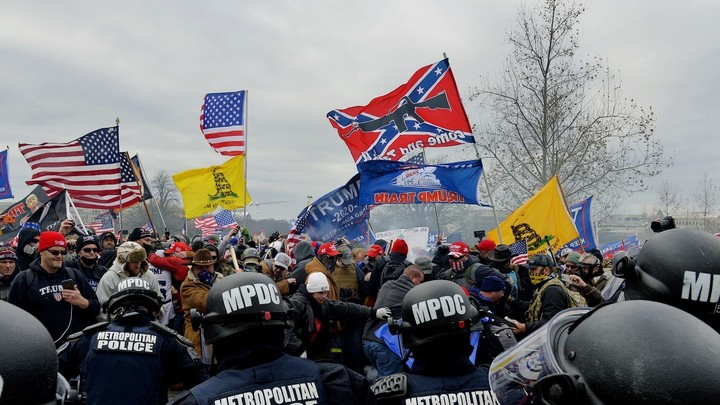 SHOCK POLL: Two in Three Southern Republicans Want to Secede From the United States