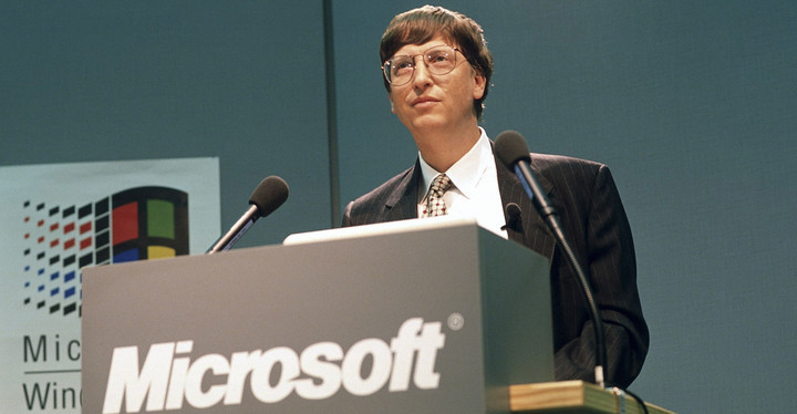 Bill Gates's carefully curated dad-geek image unravels - TechCentral