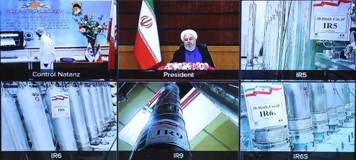 Iran accuses Israel of sabotage at nuclear site, vows revenge