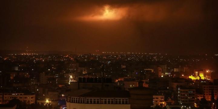 Gaza Militants Fire Rockets at Israel Amid Jerusalem Clashes