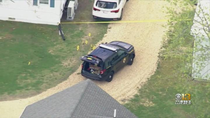 Maryland trooper shoots, kills teenager who had airsoft gun