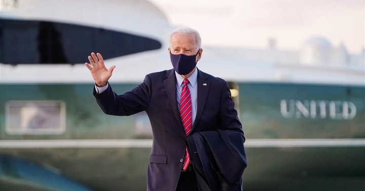 Biden says Trump should not receive intelligence briefings due to his 'erratic behavior'