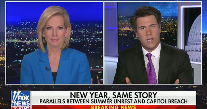 Exclusive: Fox News Parts Ways With Anchor Months After He Disappeared From the Air