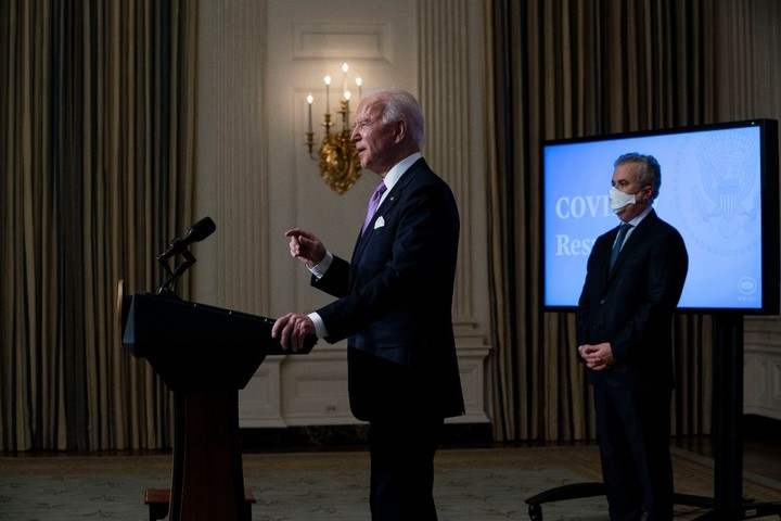 'It's a mess': Biden's first 10 days dominated by vaccine mysteries