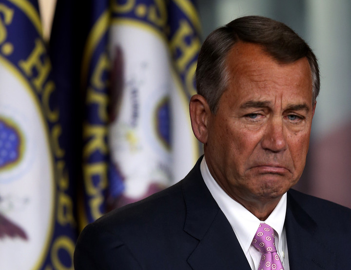 John Boehner Spills on Shocking Meeting With Roger Ailes to Try to 'Put a Leash' on Fox News Hosts Like 'Nut' Sean Hannity