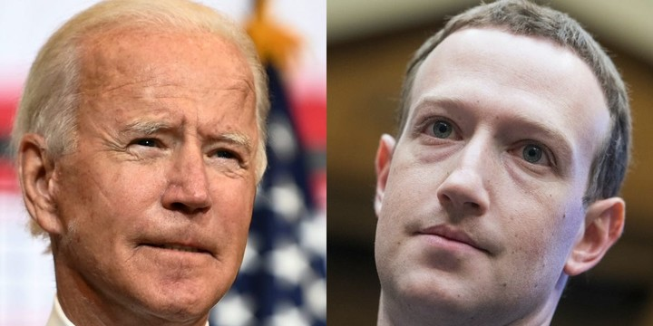 A top Biden staffer accused Facebook of 'shredding the fabric of our democracy' — yet another sign the social-media giant should fear the new administration