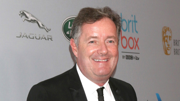 Piers Morgan's Meghan Markle Comments Being Investigated by U.K. Media Regulator Ofcom