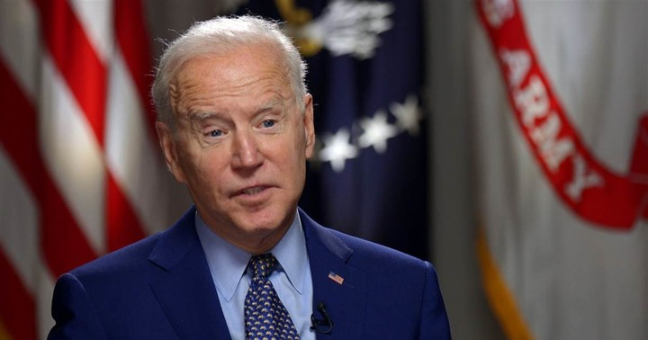 'One god-awful mess': Biden lays border crisis on Trump admin's refusal to cooperate