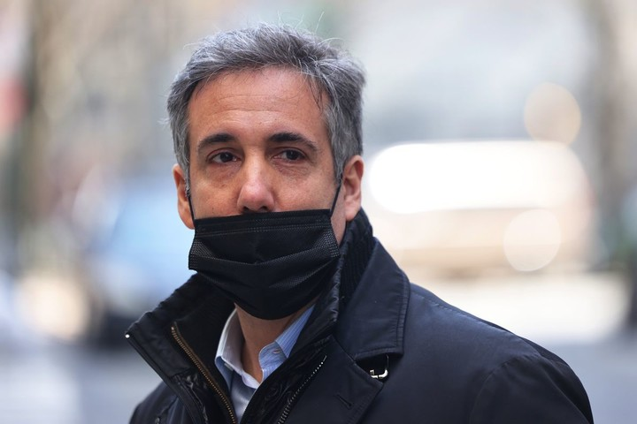 Michael Cohen urges judge to end his 'unlawful' home detainment; expected to meet with prosecutors again for Trump Organization criminal probe: source
