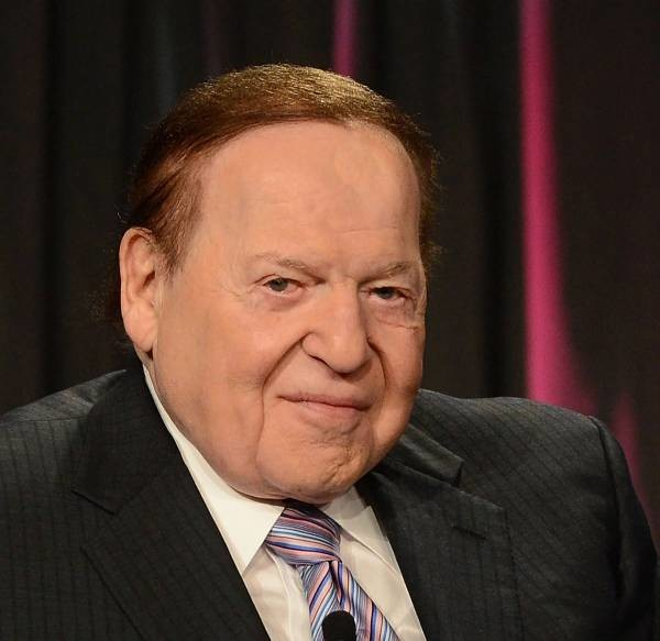 Sheldon Adelson, Las Vegas convention visionary and philanthropist, dies at 87