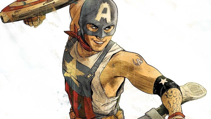 Marvel Reveals First Gay Teen Captain America