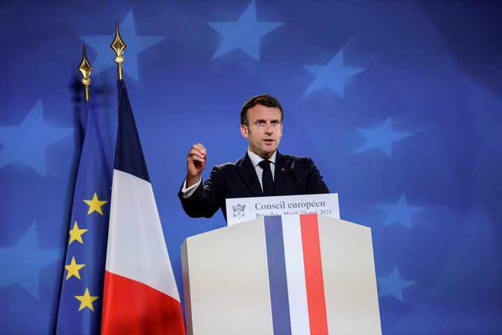 France plans to oust English language as the EU's most common tongue