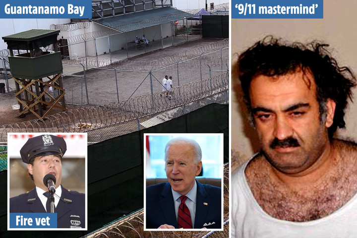 Fury of 9/11 vets as Gitmo 'terrorists' to get vaccine BEFORE most Americans