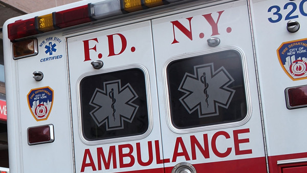 Survey: 55% Of FDNY Members Don't Want To Take COVID-19 Vaccine