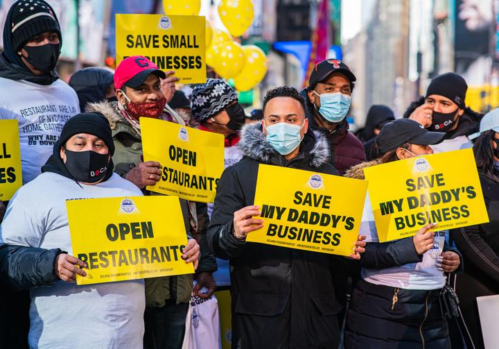 Americans Are in Full Revolt Against Pandemic Lockdowns