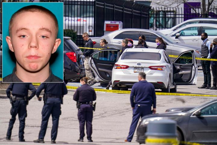 FedEx shooter ID'd as 19-year-old former employee Brandon Scott Hole
