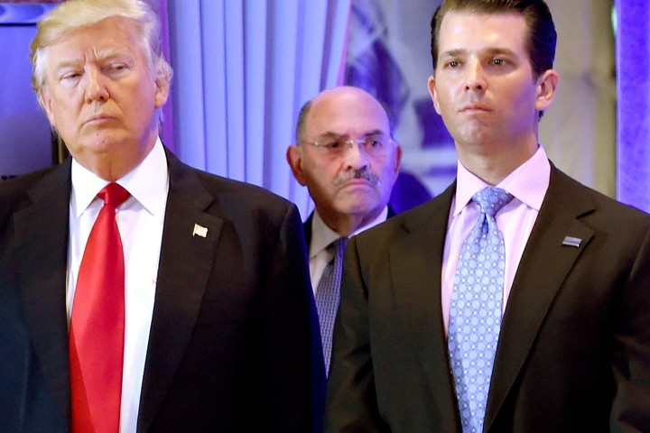 Trump CFO Allen Weisselberg under criminal tax investigation by New York attorney general
