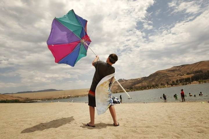 'Heat waves are killers,' and a scorching one is likely to hit California this weekend