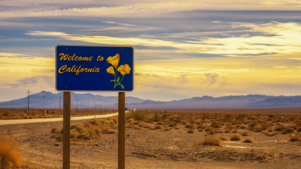 Study: There Was No 'Mass Exodus' From California In 2020