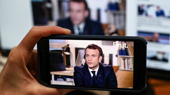 Macron attacks 'big lie' that France is eroding freedoms - France 24