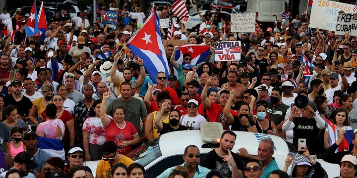 Opinion | How Cuba's Communists Cling to Power