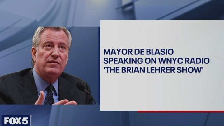 De Blasio calls city workers back to offices; some aren't happy