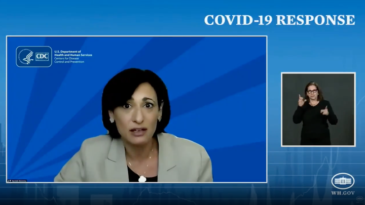 """""""I'm scared"""": CDC director warns of """"impending doom"""" of 4th wave as COVID cases increase"""