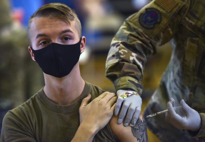 Pentagon: US troops must get their COVID-19 vaccines ASAP