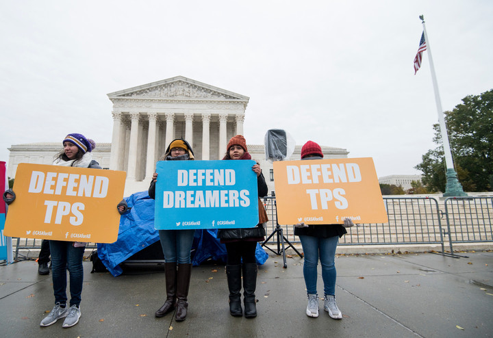 Supreme Court limits green card path for TPS holders - Roll Call