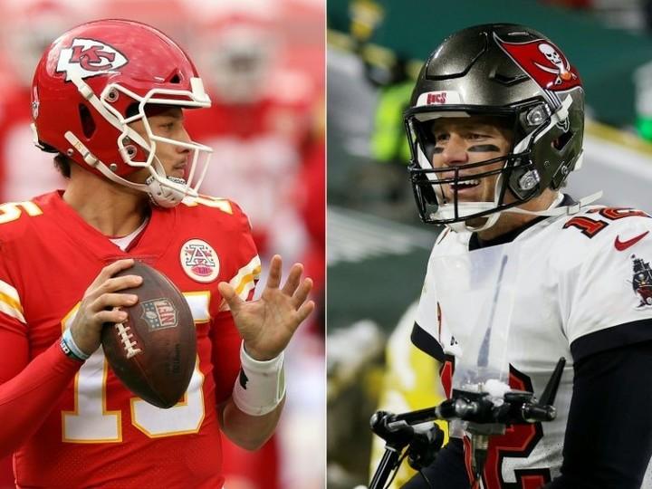 Brady, Mahomes set for Super Bowl classic