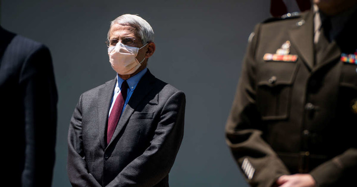 Anthony Fauci's pandemic emails: 'All is well despite some crazy people in this world'