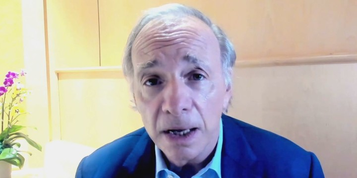 Bridgewater Founder Ray Dalio Raises Inflation Concerns Over Federal Spending