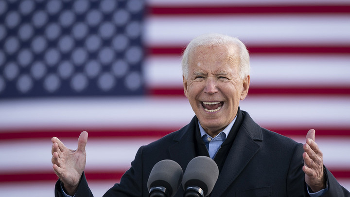 Election Odds Tracker: Biden's Chances to Win Hit All-Time High