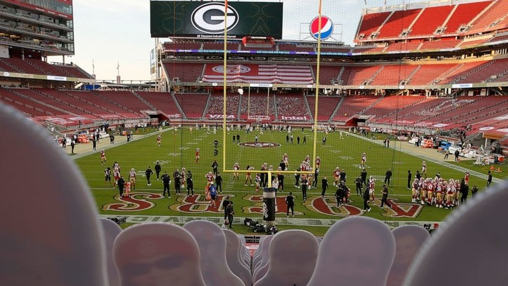 San Francisco 49ers not allowed to play in stadium for 3 weeks under new COVID-19 restrictions
