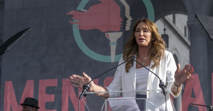 Caitlyn Jenner announces run for California governor in recall election