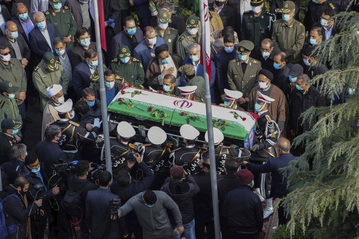 Iran says Israel remotely killed military nuclear scientist