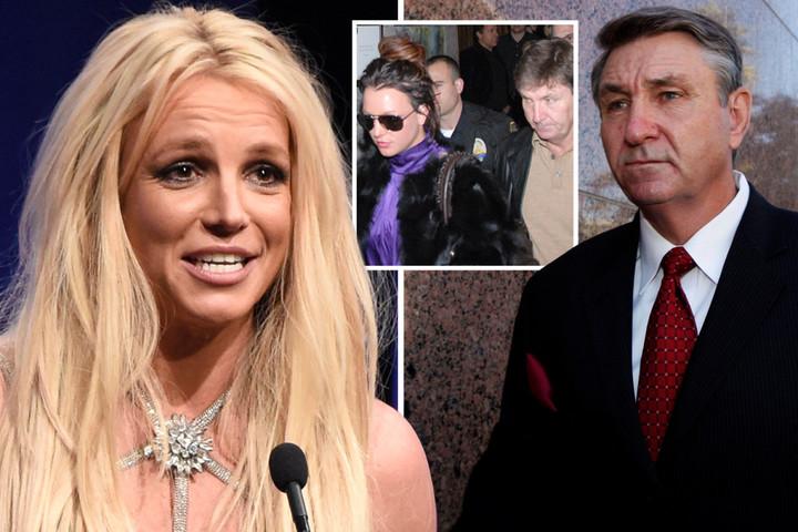 Britney Spears' dad Jamie loses sole control of singer's estate in legal battle over conservatorship