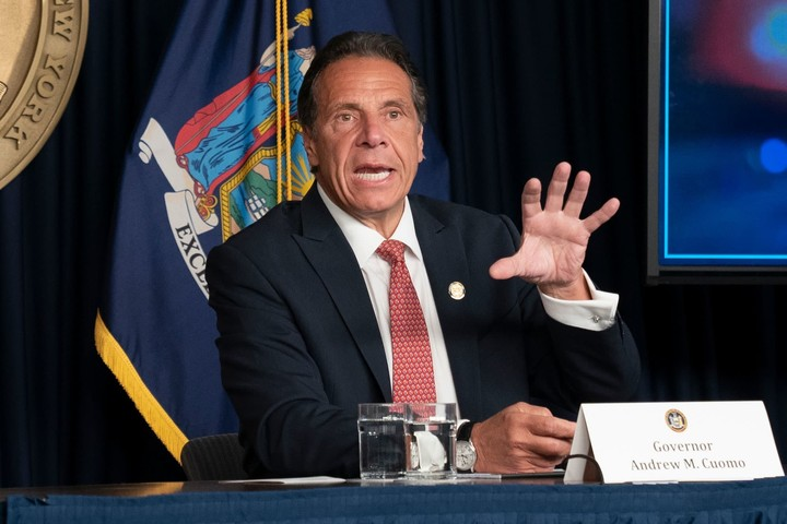 Cuomo violated federal, state laws as he sexually harassed multiple women, NY attorney general says