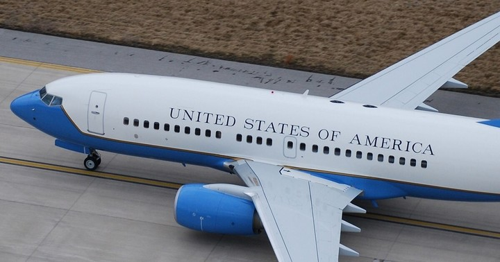 Air Force will investigate base security worldwide in wake of intruder entering jet at JBA, home of Air Force One