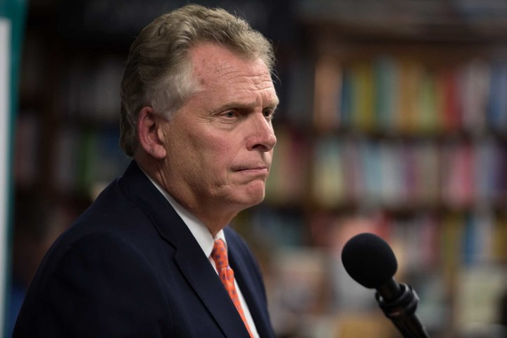 McAuliffe to seek second term as Virginia governor